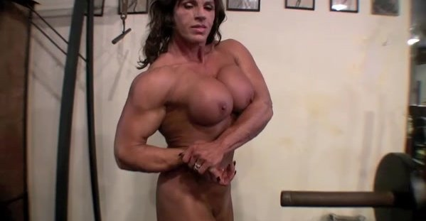[Muscular / Masturbation] - Laurie - Big Mama (2015 / Dirtymuscle / SD)