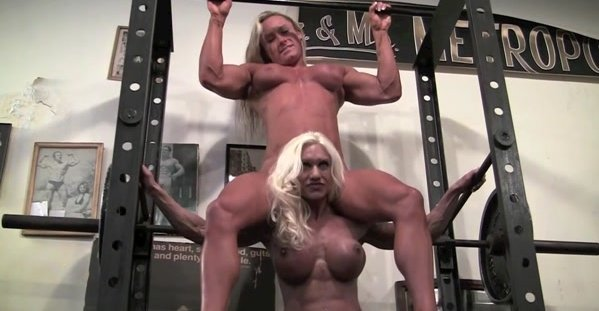 [Muscular] - Ashlee, Milinda - Strong girl (2015 / Dirtymuscle / SD)