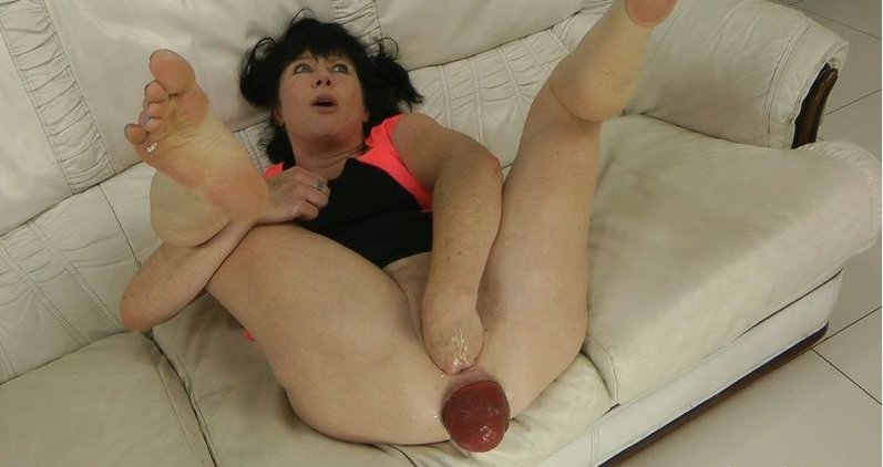 What that Dirty garden girl prolapse