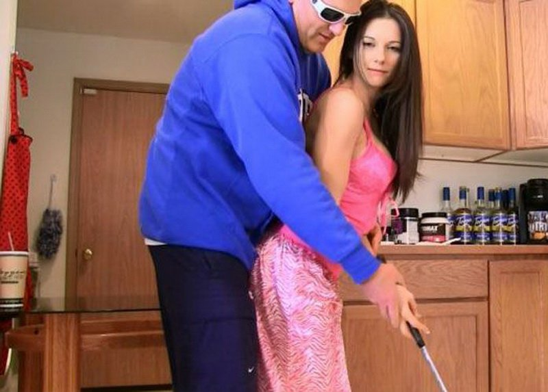 [Incest / Brother Sister] - Mandy Flores - Flirty Sister Learns A Lesson (2013 / Clips4sale / FullHD 1080p)