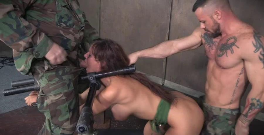 [BDSM / Bondage] - Syren De Mer - Syren De Mer live BaRS Part 2: The fucking begins, Syren is in over her head. Complete destruction! (2016 / Sexually Broken / SD)