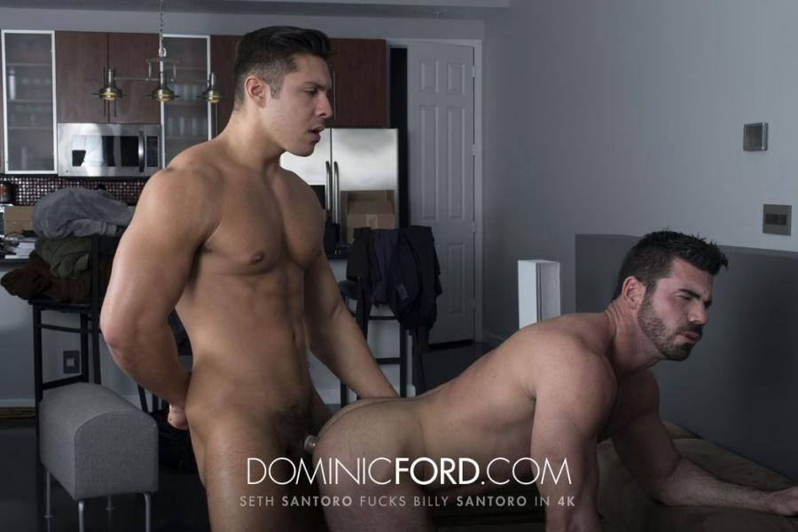 [Gay / Hardcore] - Billy, Seth Santoro - Billy and Seth Santoro (2016 / DominicFord / FullHD 720p)