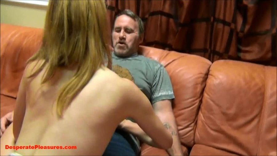 [Incest / Taboo] - Aurora Green - Auroras Daddy Desires Are More Than She Can Handle - Part 3 (2015 / Jwties / HD 720p)