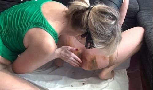 ShittyDirty - 2 Scat Girls (SD/1.20 GB)