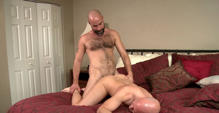Tritt Tyler, Damon Andros - Bald Lovers (SD/438 MB)