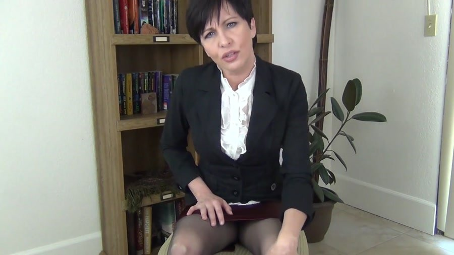 Facefucking the anger management counselor 3