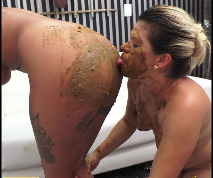 Babi Ventura, Diana - WORSHIP MY DIRTY ASS OF SCAT (UltraHD 4K/3.96 GB)
