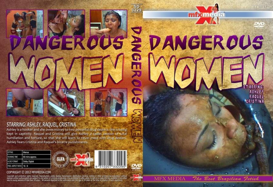 Ashley, Raquel, Cristina - Dangerous Women (HD 720p/1.28 GB)