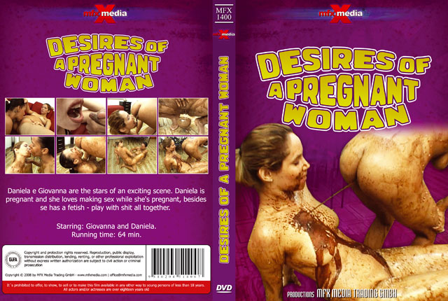 Giovana, Daniela - Desires of a Pregnant Scat Woman (SD/397 MB)