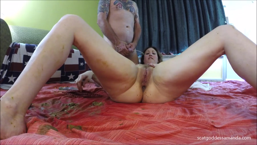 ScatGoddess - Shitty Candy SCAT Ass (FullHD 1080p/1.21 GB)
