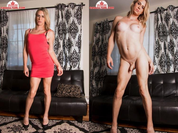 Nikki Vicious - Nikki Rocks It In Red (HD/375 MB)