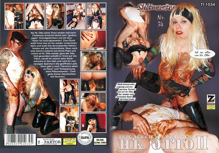 Veronica Moser - Shitmaster 34: I make everything for Mr. Otto 2 (DVDRip/819 MB)
