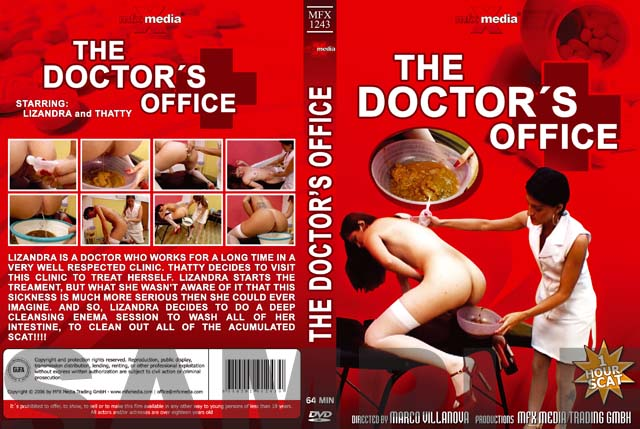 Tatthy, Lizandra - MFX-1243 The Doctor's Office (DVDRip/700 MB)