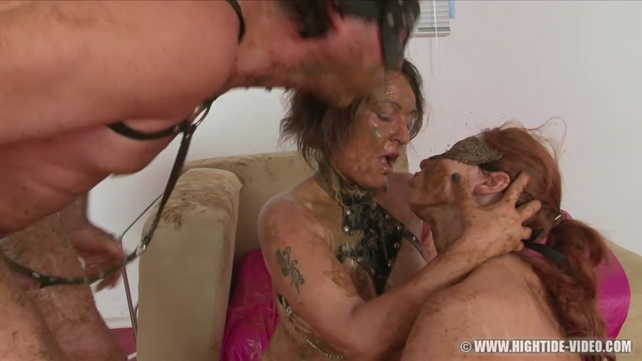 Regina Bella, Gina, 1 Male - SCAT SUBMISSION 2 (HD 720p/1.03 GB)