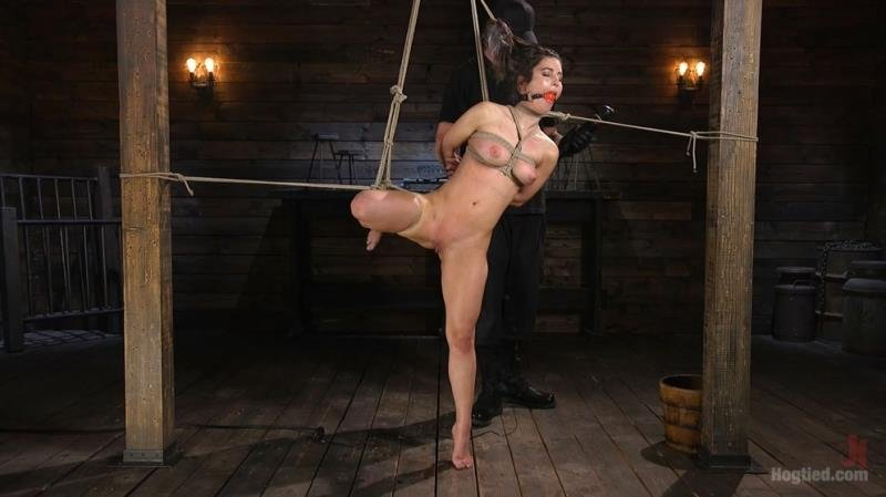 Serena Blair, The Pope - Serena Blair - Girl Next Door Serena Blair Restrained and Made to Cum in Rope Bondage (HD/1.86 GB)