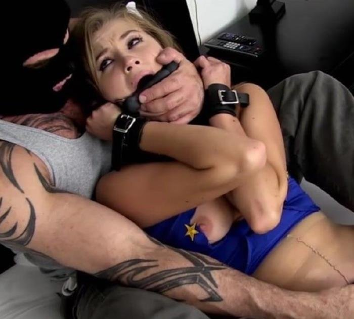 Carolina Sweets - Little Liberty - Broken into a Submissive Slut (HD/1.57 GB)