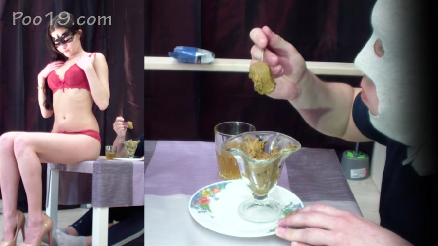 Smelly Milana - Very tasty dessert from Christina (FullHD 1080p/801 MB)