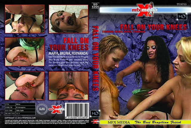 Paris, Sabrina Red, Giovanna - [SD-5265] Fall on your Knees (HDRip/1.30 GB)