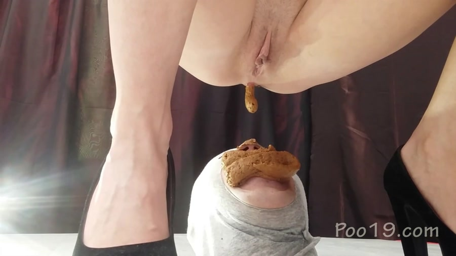 Smelly Milana - Banquet for a 3-course toilet slave will fucked (FullHD 1080p/2.82 GB)