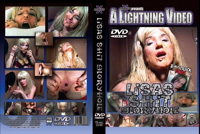 Pretty Lisa - Pretty Lisa's Shit Gloryhole (DVDRip/699 MB)