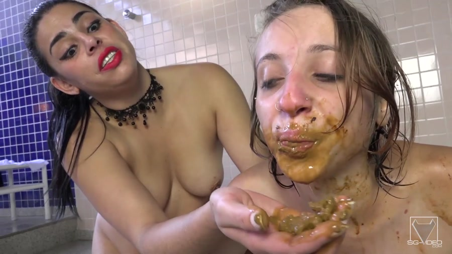 Kate Becker, slave Penelope - In Your Mouth Bitch ! Take My Shit (FullHD 1080p/1.92 GB)