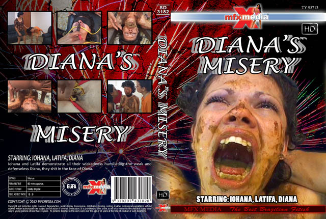Iohana, Latifa, Diana - SD-3182 Diana's Misery (HDRip/1.40 GB)