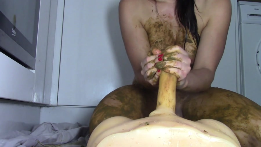 Evamarie88 - Puke Job And Scat Sex (FullHD 1080p/1.45 GB)