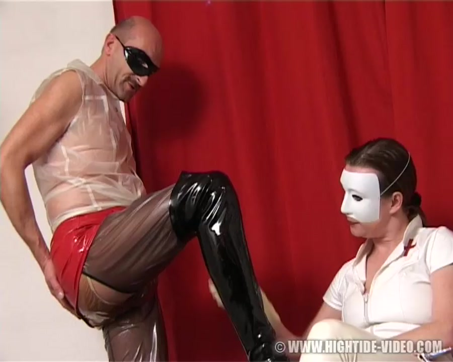 Chris-Extreme, 2 Male Patients - Rubber Shit Clinic (SD/674 MB)