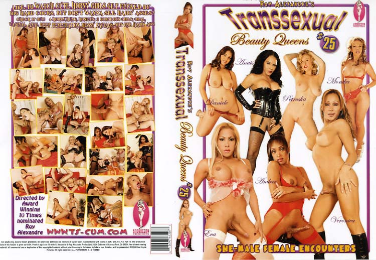 She Male - Transsexual Beauty Queens 25 (SD/912.22 Mb)