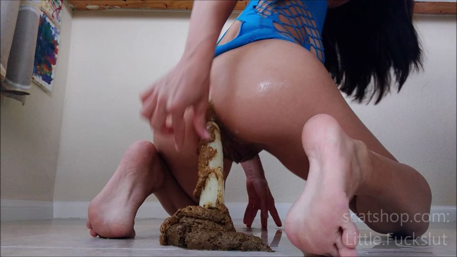 littlefuckslut - This shit turns you on? You're a Nasty Fuck aren't you? (FullHD 1080p/642 MB)