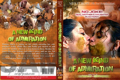 Maria, Nadja - MFX-746 A New Kind Of Admiration (SD/700 MB)