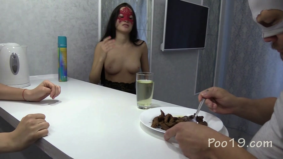 MilanaSmelly - I love the taste of female shit! (FullHD 1080p/1.64 GB)